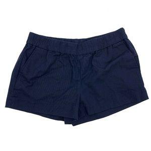 J.Crew Navy Blue Pull On Boardwalk Shorts